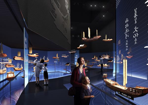 中国大运河博物馆展陈设计方案细节首次曝光