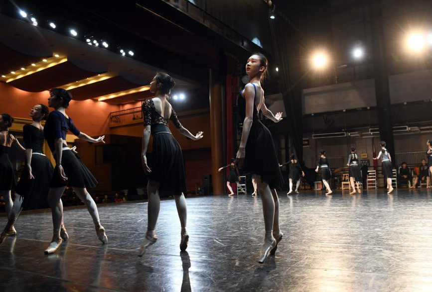 """中芭""""第十一届芭蕾创意工作坊""""开幕在即"""