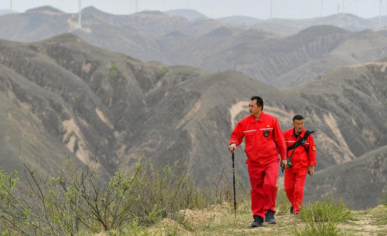 新华全媒+|900公里的守护