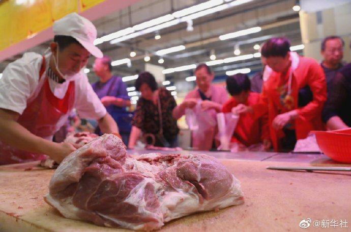 多部门完善政府猪肉储备调节机制 设三级预警区间