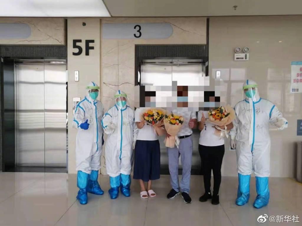 广州市本轮疫情首位患者出院