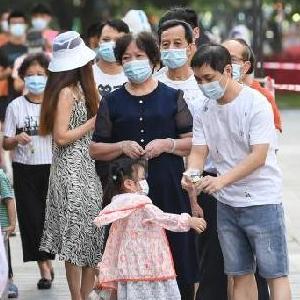 新华全媒+丨坚持就是胜利——广东疫情防控一线直击