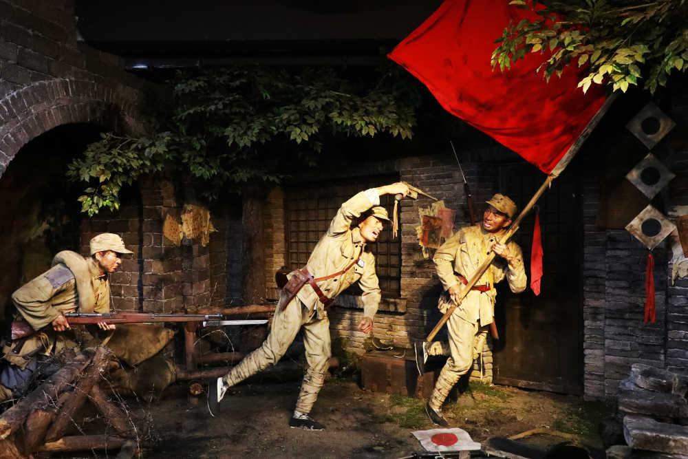 来自白山黑水的红色记忆:夜袭克山城 把伪满洲国捅个大窟窿