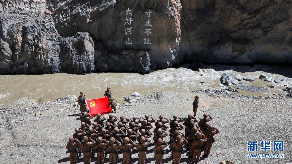 """""""卫国戍边英雄""""陈红军:新时代军人的杰出代表"""