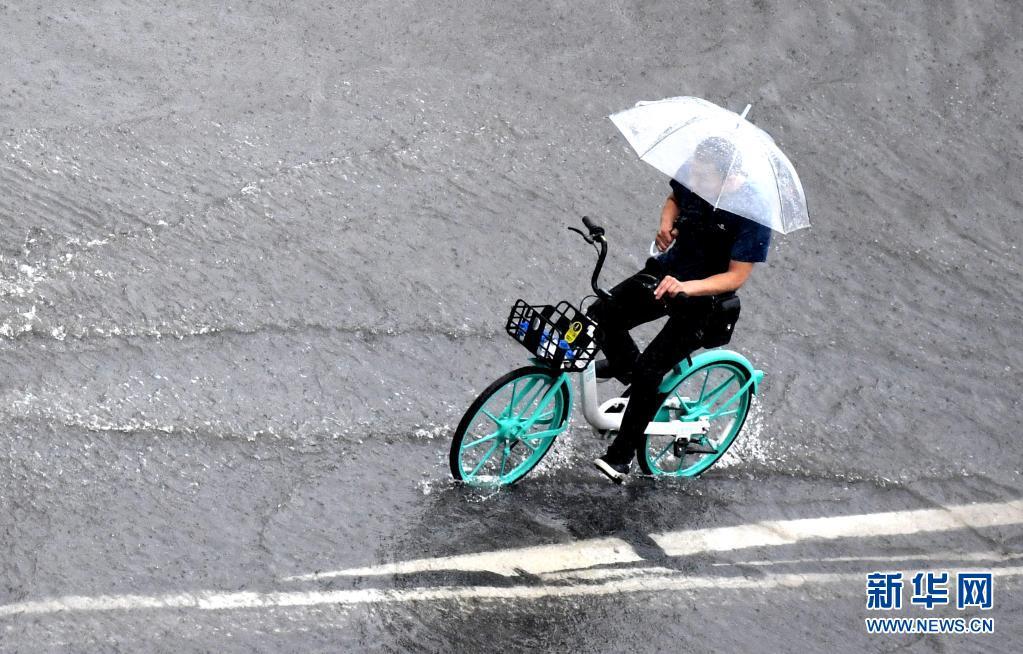强降水再度来袭 河南多部门发布灾害预警