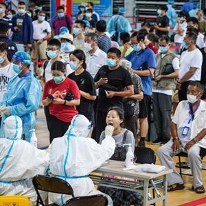 南京新冠阳性增至22例 已采集核酸标本500多万份