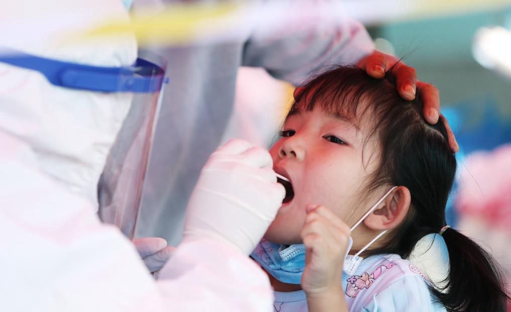聚焦疫情防控|郑州:加紧开展核酸检测