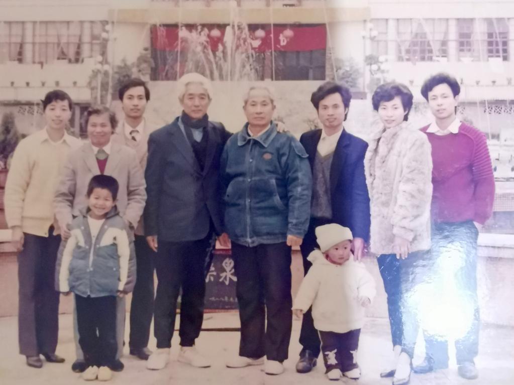 半纸族谱连两岸:台湾兄弟大陆探亲记