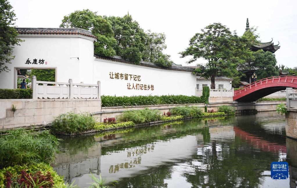 """广州:用""""绣花功夫""""""""改造""""城市"""