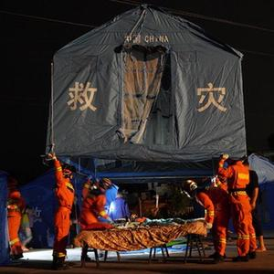 四川泸县6.0级地震:多方力量驰援灾区
