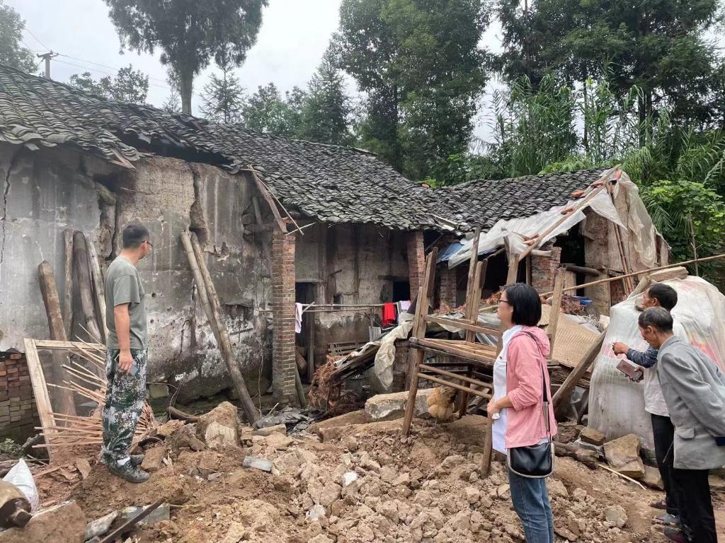 灾难中,不忘初心的力量——泸县震后72小时印象