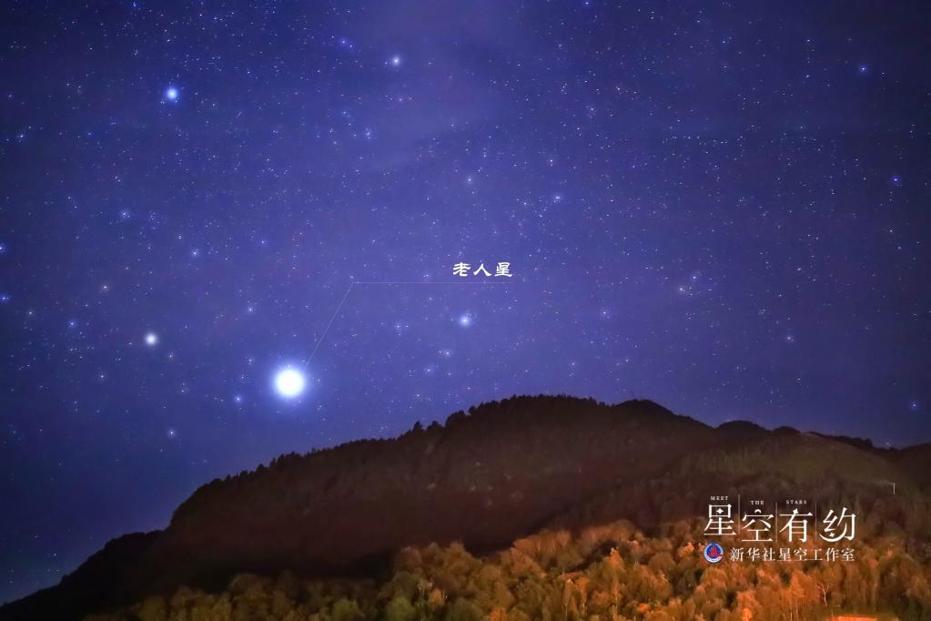 """重阳节,抬头寻找""""老人星"""""""