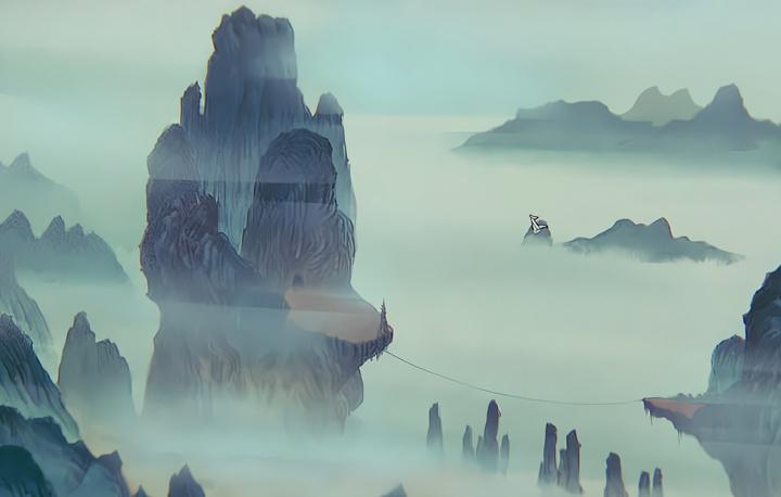 上海美术电影制片厂:经典动画《天书奇谭》完成整体修复