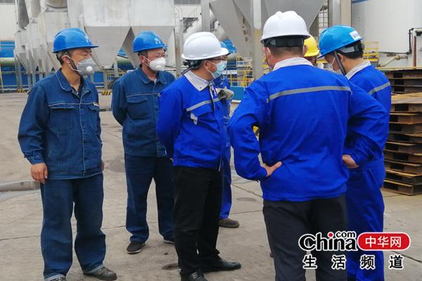 山东烟台:高新区特种设备指挥部扎实开展 节后安全检查